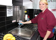 End of tenancy cleaning service, East Kent